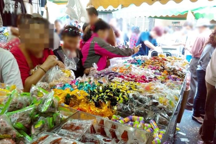 水湳市場糖果店|多種糖果餅乾零食秤重賣 年節喜慶家庭最愛 北屯糖果零售批發