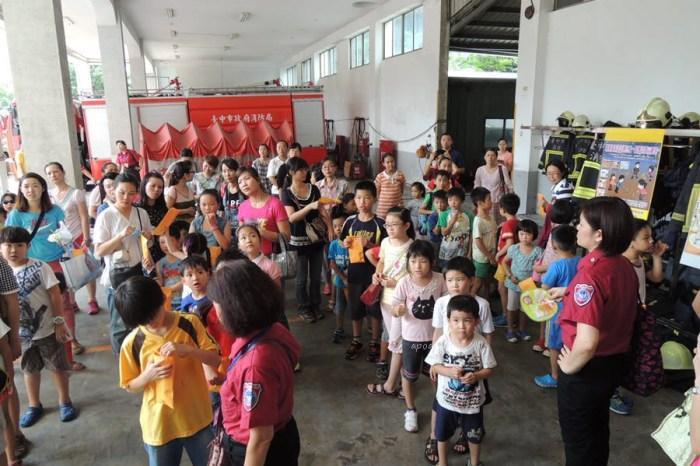 2020免費兒童暑期消防營,7/19開始報名,共24場次,小學生學習體驗消防防災應變知識