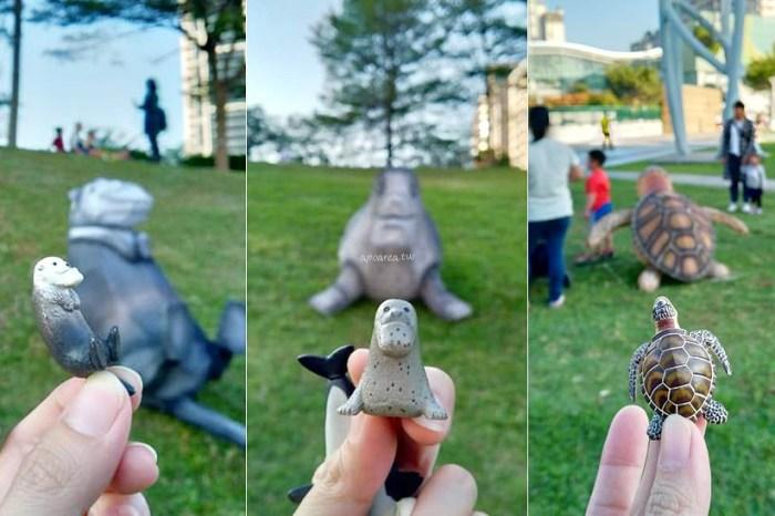 2020台灣燈會在台中,文心森林公園12/21點燈,與戽斗星球動物同遊童趣樂園,搭公車10公里免費最方便