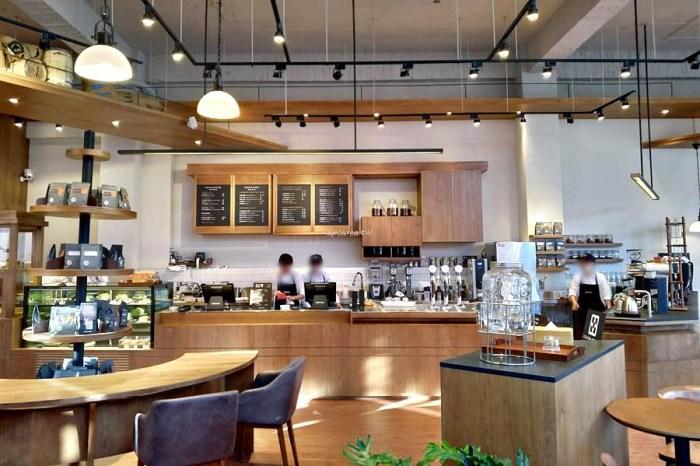 路易莎咖啡崇德店1/13試營運,茶飲40元起咖啡拿鐵65元起,可以約吃早餐囉~LOUISA COFFEE崇德門市