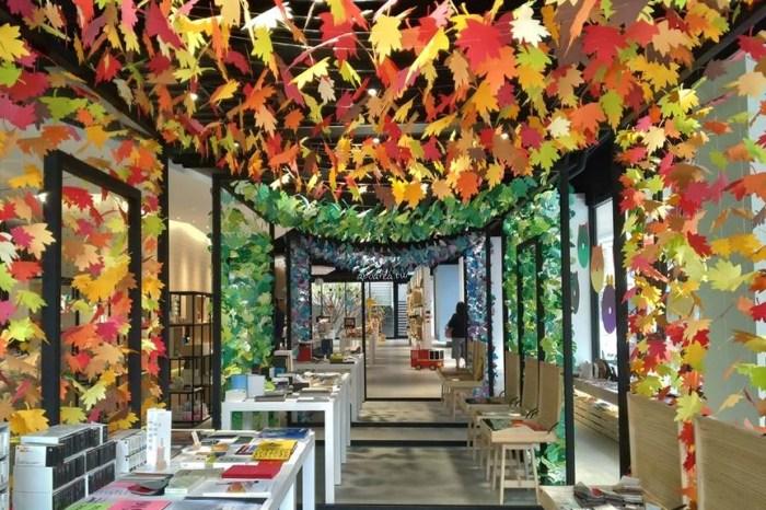 紙博館 紙的空間|台中親子旅遊景點,免費參觀各類紙材、紙種及手作素材,台中神岡景點