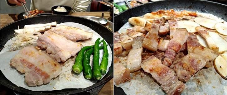 20210112193831 2 - 一中商圈最新吃到飽,平午四點半前299元,韓式燒肉、火鍋、小菜、石鍋拌飯、飲料無限供應,中友百貨對面