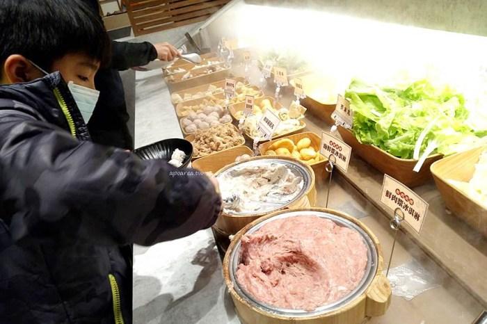 王品集團和牛吃到飽全台第二店在台中,平午378元起享日式鍋物無限放題,和牛涮台中文心崇德店