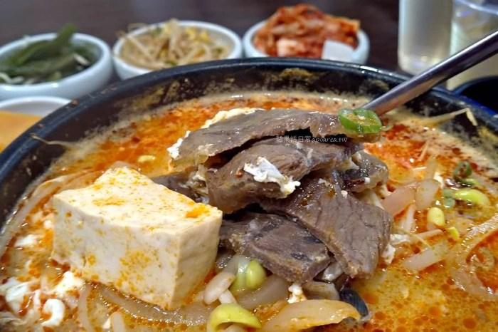 韓34新時代店。韓式料理120元起附小菜、飲料、白飯吃到飽,台中車站美食,新時代購物中心斜對面