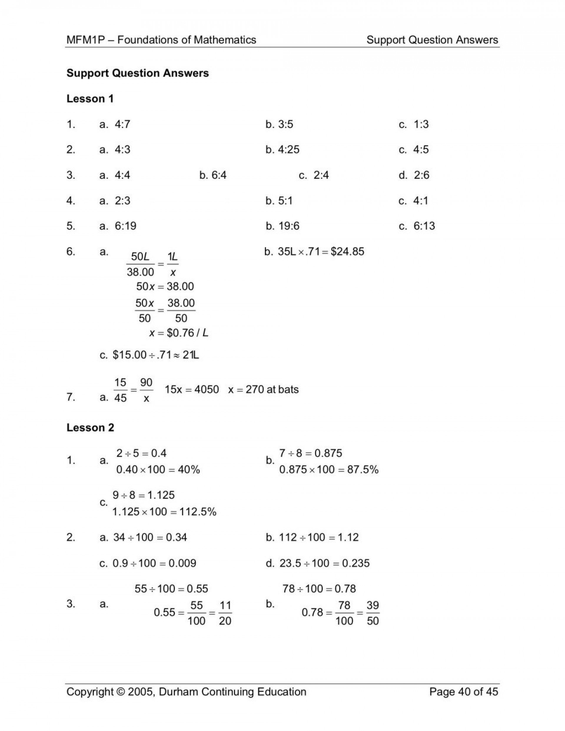 5 Free Math Worksheets Fourth Grade 4 Order Of Operations