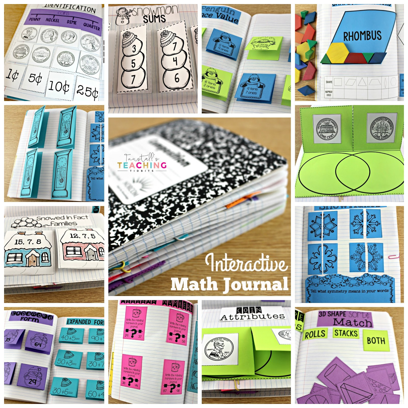 4 Free Math Worksheets Third Grade 3 Addition Adding Whole