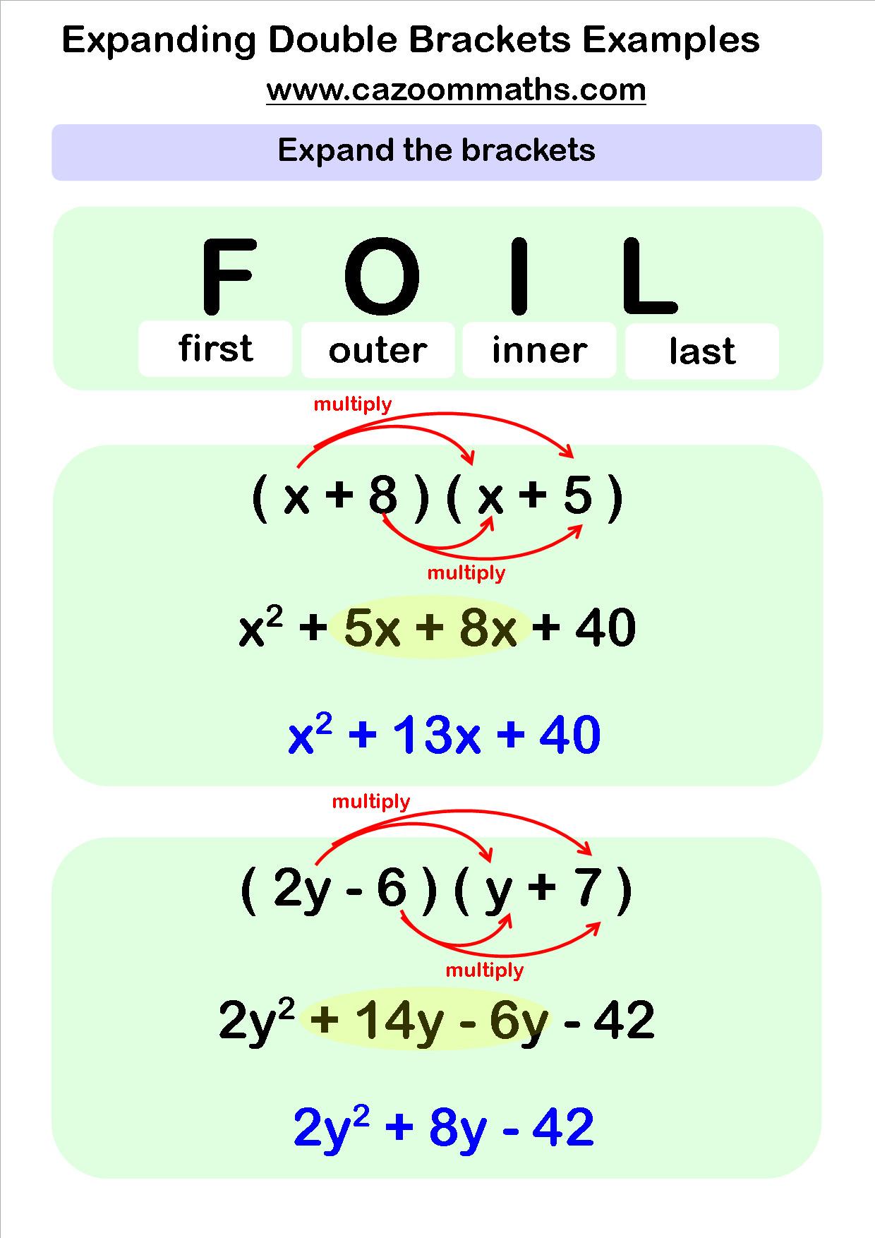 4 Math Grade 5 Lessons