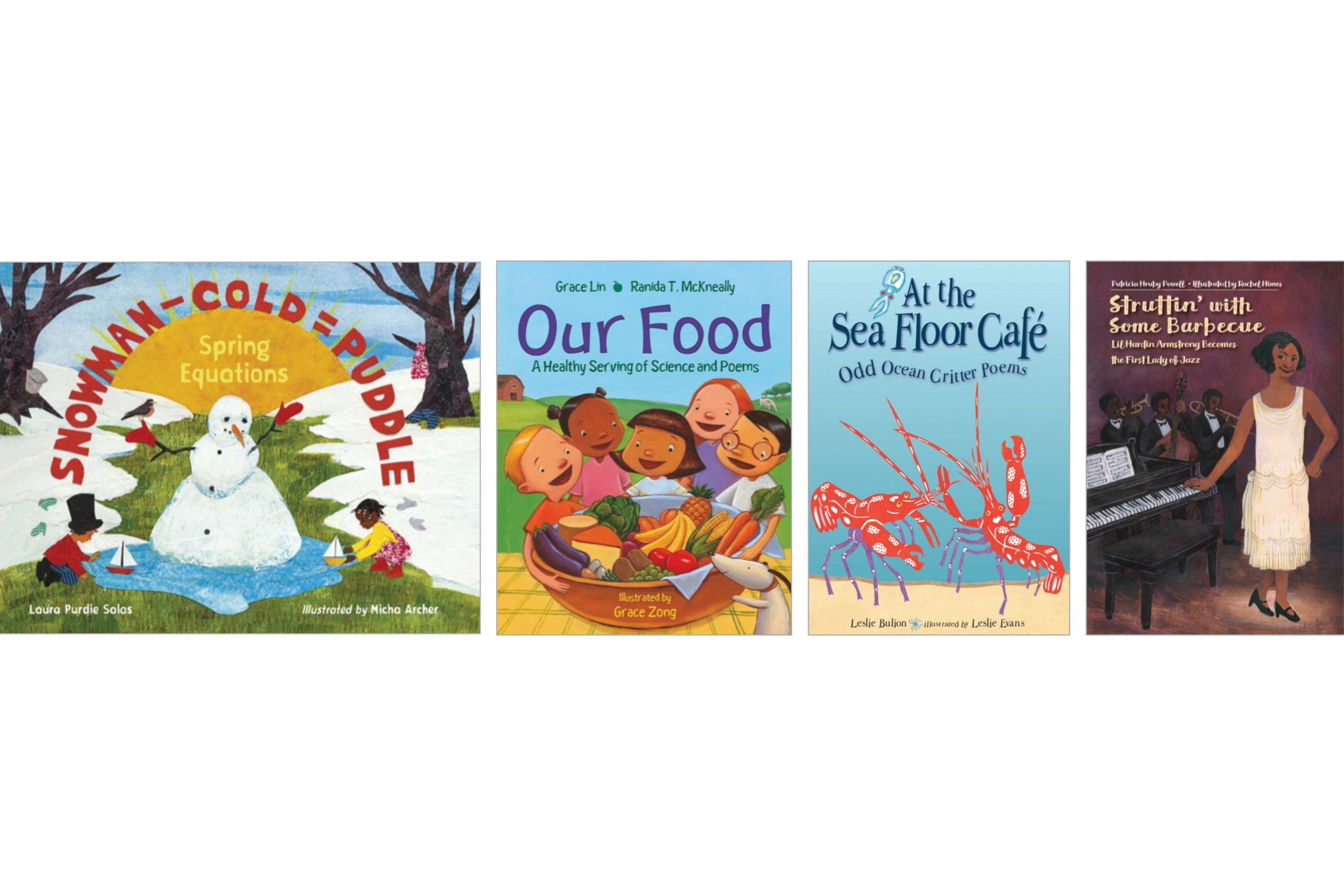 5 Poetry Elementary School Children