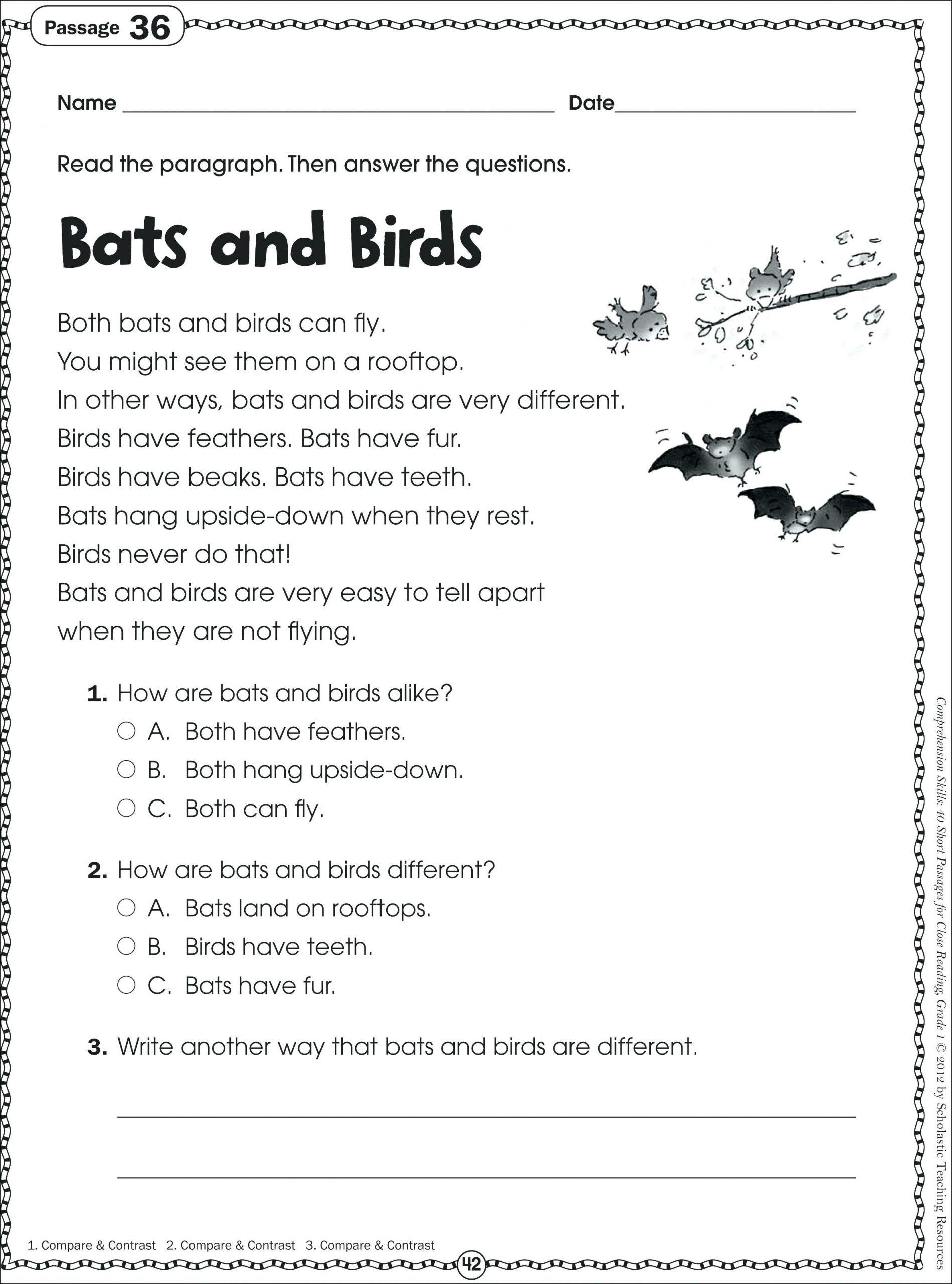 4 Reading Grade 2 Lessons