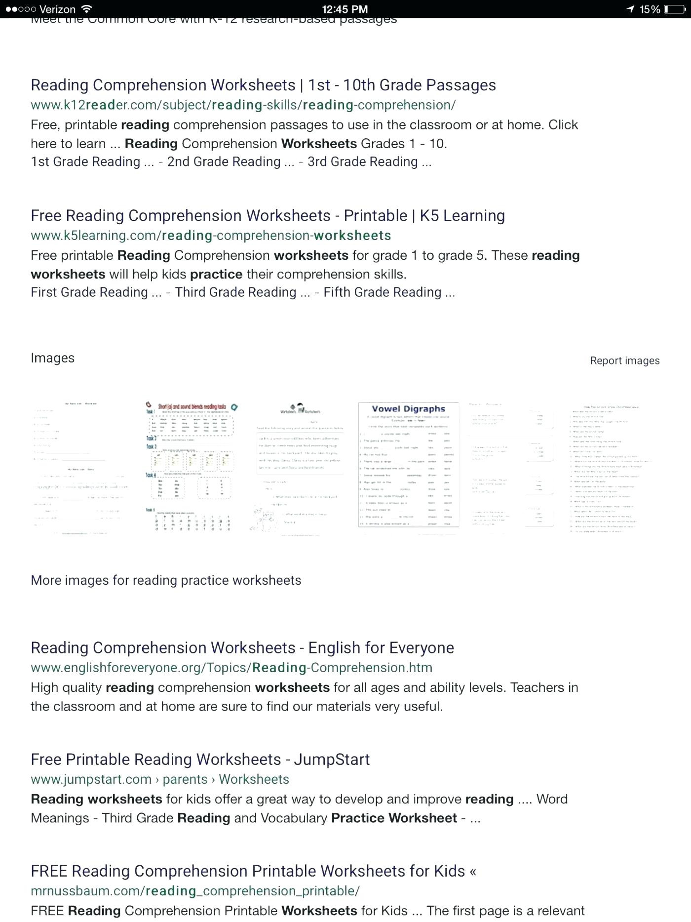 - Reading Prehension 8th Grade Worksheet Printable Worksheets And
