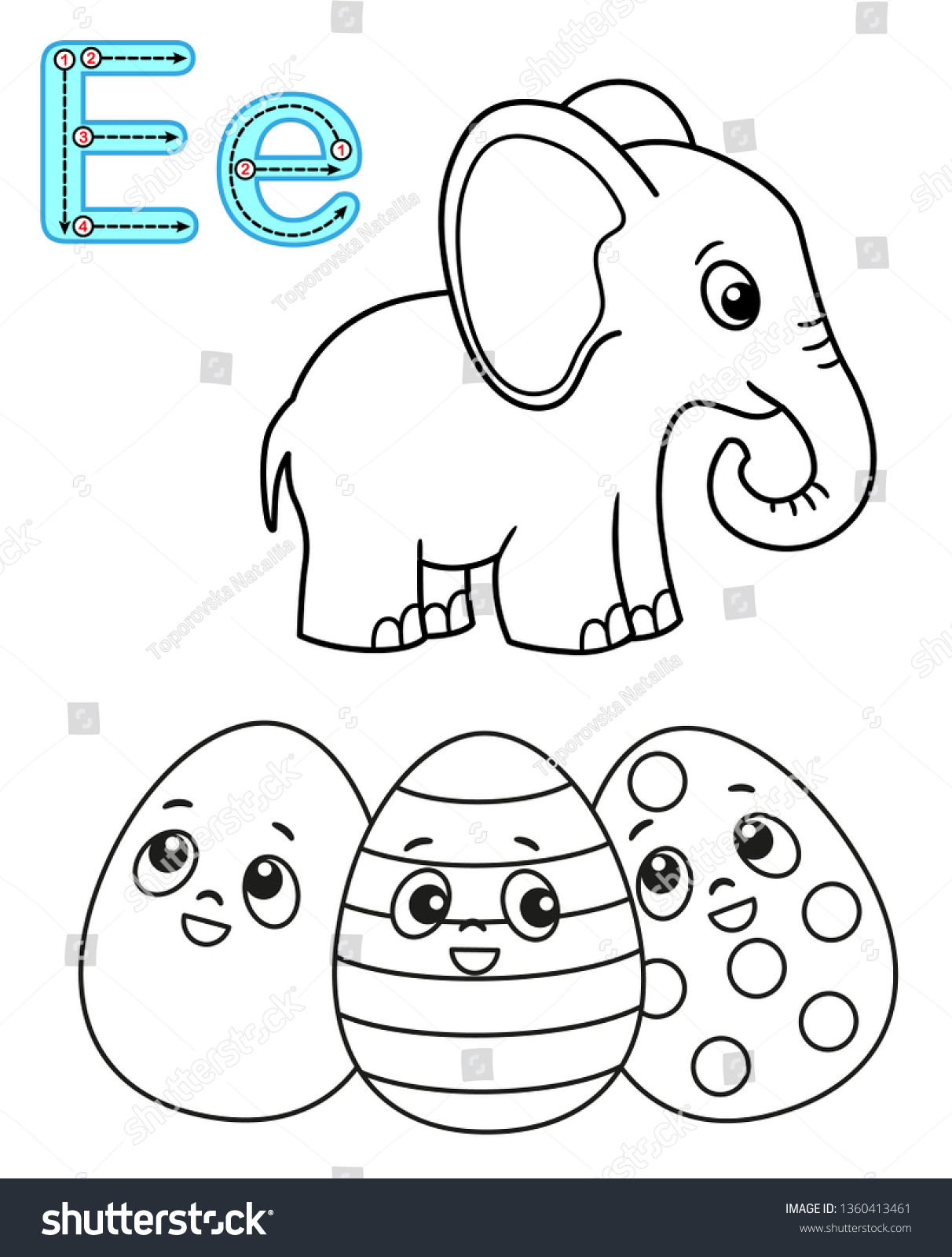 5 Animals Worksheets For Kids Kindergartens