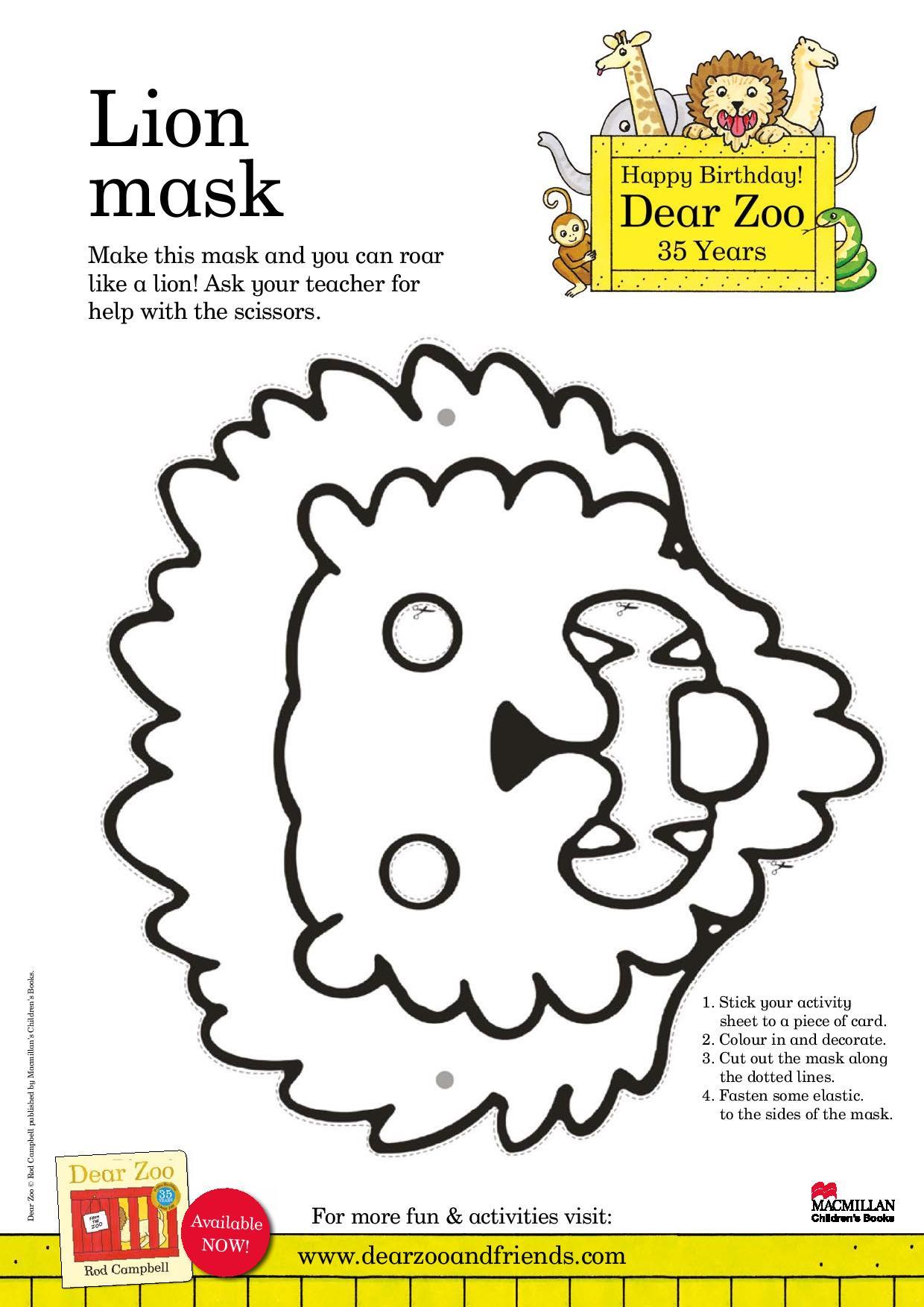 7 Animals Worksheets Zoo