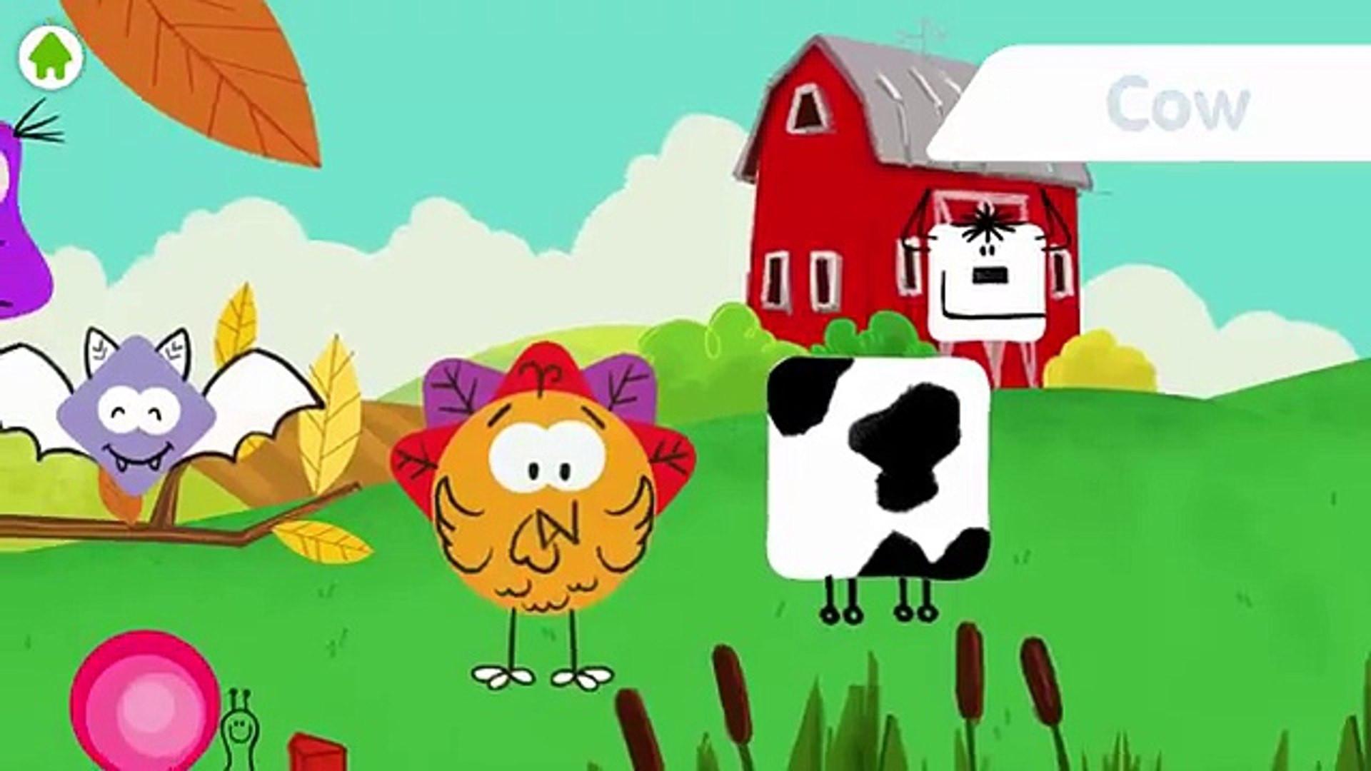 7 Farm Animals Preschool Baby