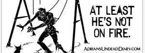 Adrians Undead Diary