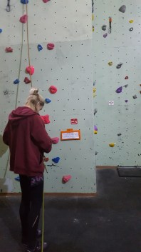 Struggling with ropes