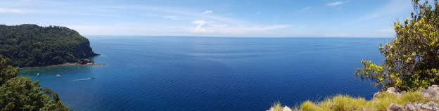 View from the top of Koh Rok