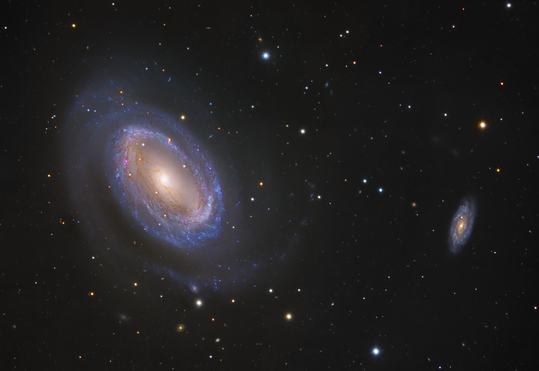 Bilderesultat for NGC 4725