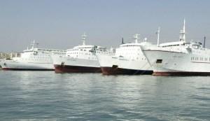 Απολύμανση - απεντόμωση - μυοκτονία σε πλοίο