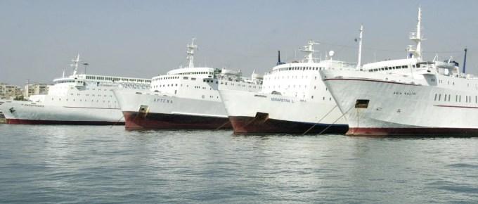 Απολύμανση – απεντόμωση – μυοκτονία σε πλοίο