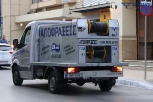 Σύγχρονος εξοπλισμός αποφράξεων από την εταιρεία Αποφράξεις Αντωνίου!