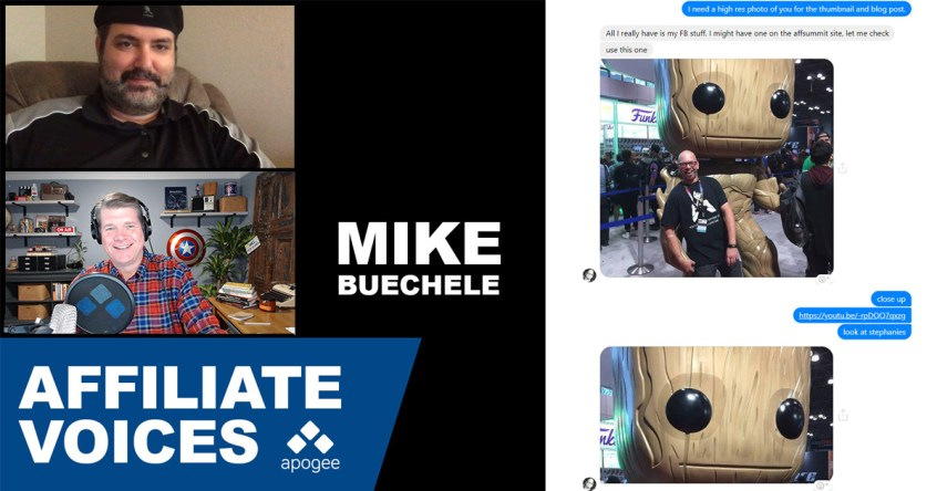 Mike Buechele - Affiliate Voices | Apogee