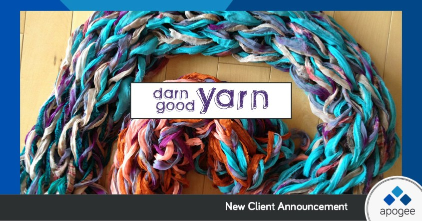 Join Darn Good Yarn | Affiliate Program Managed by Apogee