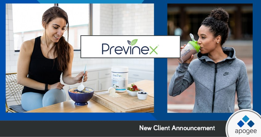 Join Previnex | Affiliate Program Managed by Apogee