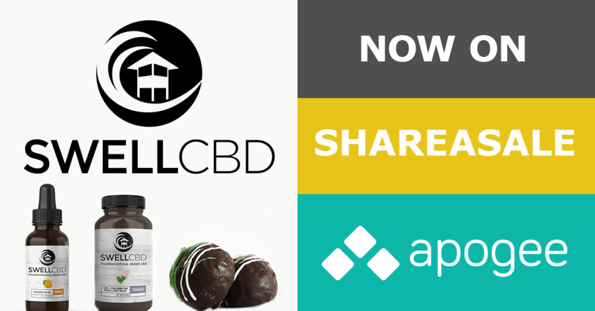 Join Swell CBD | Affiliate Program Managed by Apogee