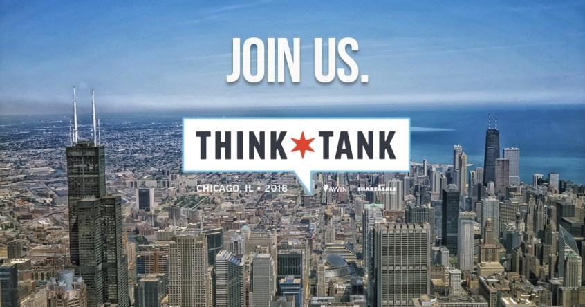 ShareASale ThinkTank - 2018 | Apogee Affiliate Program Management