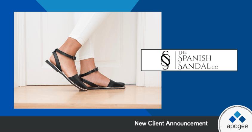Announcing The Spanish Sandal Co Affiliate Program