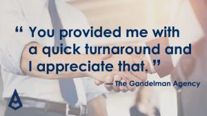Gandelman Testimonial 2