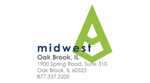 Midwest Office Graphic Green