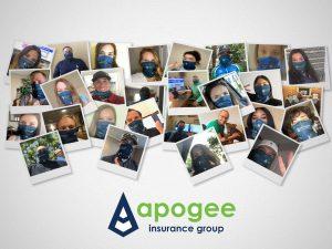 Employee Mask Collage