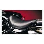 LePera, Silhouette solo seat. Smooth | 91-96 FLT/Touring (excl. FLHR Road King) (NU)