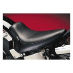 LePera, Silhouette solo seat. Smooth | 00-07 Softail with up to 150mm tire, frame mounted (excl. FXSTD Deuce) (NU)