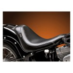 LePera, Silhouette solo seat. Smooth | 00-07 Softail FXSTD Deuce (excl. other Softails) (NU)