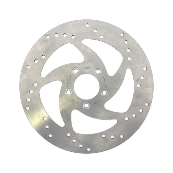 """TRW brake rotor Swing 11.5"""", front right   00-14 Softail (excl. Springers); 00-05 Dyna; 00-07 Touring; 00-13 XL; 08-12 XR1200(NU)"""