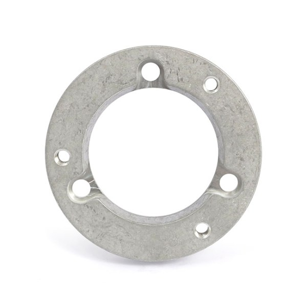 AIR CLEANER ADAPTER PLATE   76-89 B.T.; 76-87 XL. (excl. CV models) (NU)