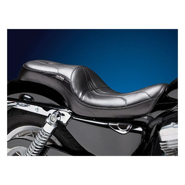 LePera, Sorrento 2-up seat | 04-20 XL (excl. 07-09 XL) with 3.3 gallon fuel tank