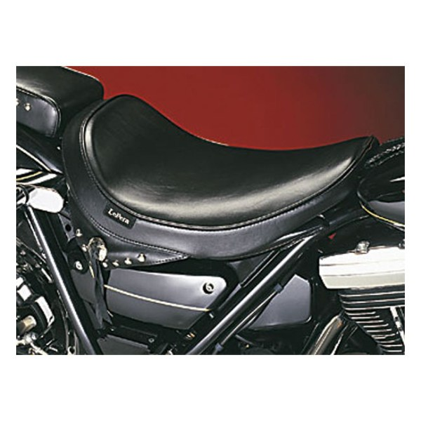 LePera, Sanora solo seat. Smooth with skirt. Gel | 82-94(NU) FXR