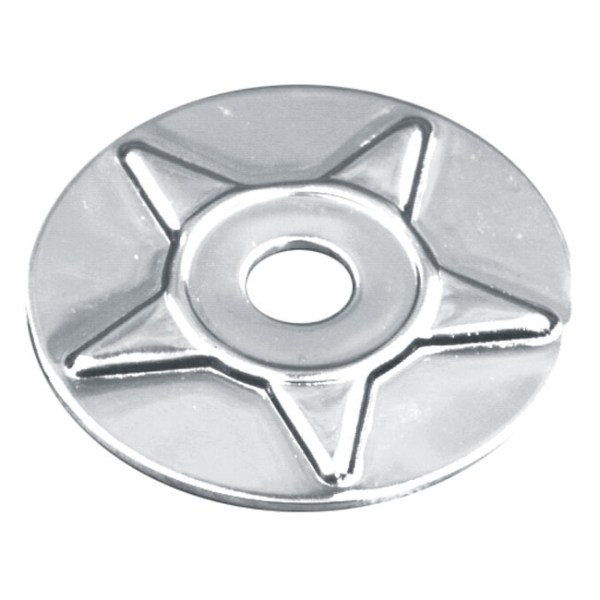 STAR WASHERS, CHROME PLATED | MULTIFIT