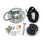 Advance unit & point plate assembly. 'Needle bearing'   70-99 B.T.(excl. Twin Cam); 71-03 XL