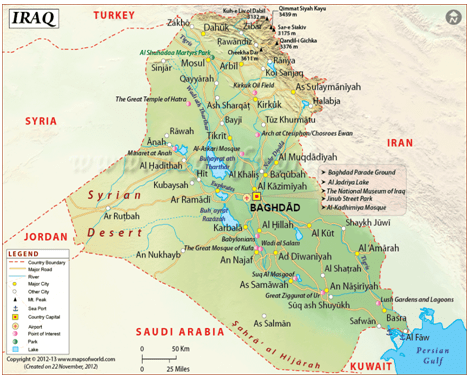 risked-cities-in-Iraq