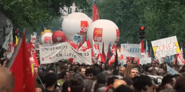 Fransen demonstreren in 130 steden – De Lange Mars Plus