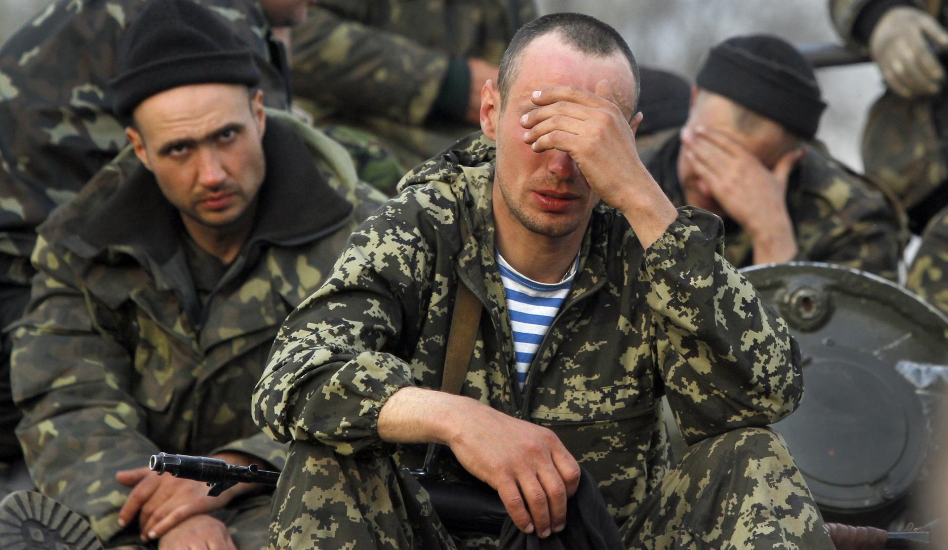 25% of Ukrainian troops under criminal investigation since April 2014