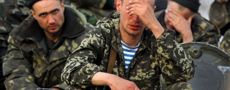 25% of Ukrainian troops under criminal investigation since April 2014