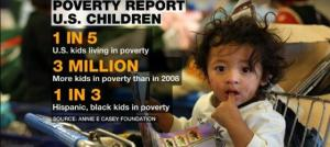 """Martin Luther King's Dream Turned into """"America's Nightmare"""": Extreme Poverty and Social Inequality 