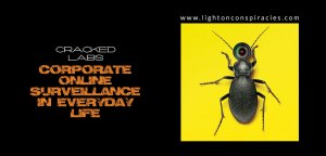 Corporate online surveillance in everyday life | Light On Conspiracies – Revealing the Agenda