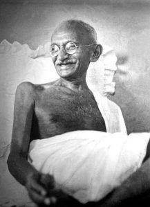 """Mahatma Gandhi and Satyagraha.""""Soul Force"""" against """"Brute Force"""" 