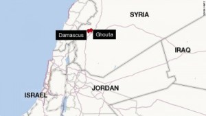 Terrorists in Eastern Ghouta Breach Ceasefire, Syria Falsely Blamed   Global Research – Centre for Research on Globalization
